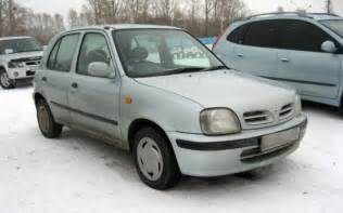 1998 Nissan Micra 1998 Nissan March Pictures For Sale