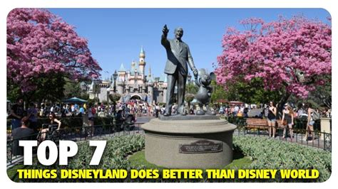 7 Things I Would Do Differently Than Disney Princesses by Top 7 Things Disneyland Does Better Than Walt Disney World