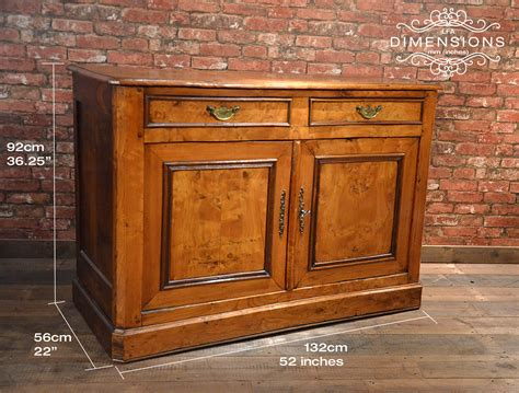 Country Cupboard Buffet Prices antique sideboard continental elm buffet country cupboard cabinet c19th c 1800 for sale