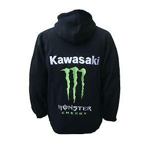 Hoodie Jaket Energi Kawasaki race car jackets kawasaki hoodies