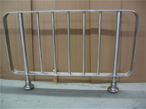 Removable Banister by Removable Rails Plaza Handrails Removable Handrails