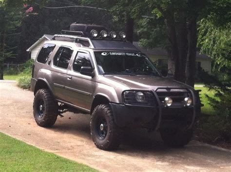 nissan xterra lifted road 2004 lifted nissan xterra i m actually starting to really