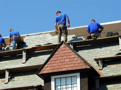 choose  good roofing contractor thetis