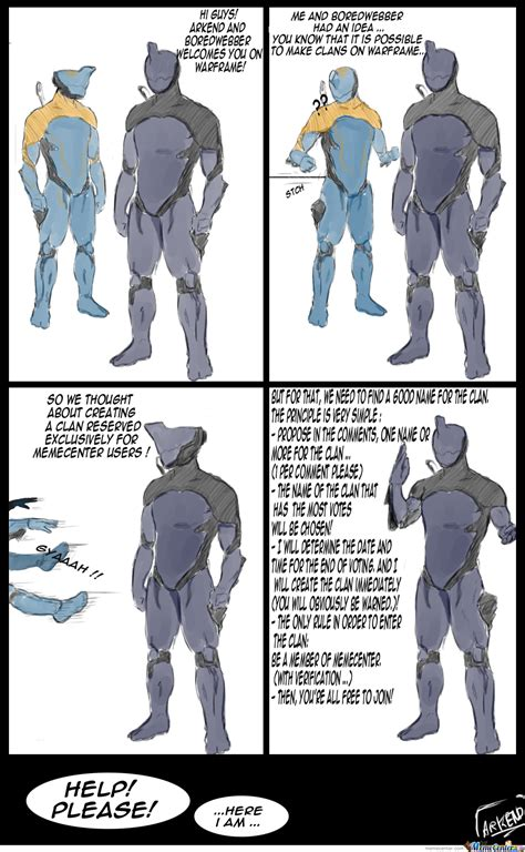 Warframe Memes - warframe clan of memecenter by recyclebin meme center