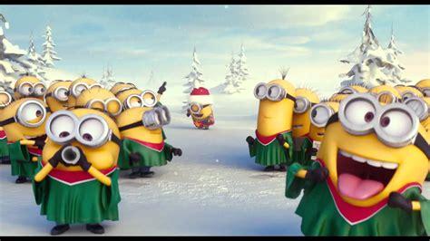 postales con los minions para navidad y prspero ao nuevo 2016 minions navide 241 os para facebook
