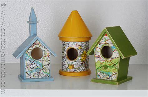 birdhouses crafts road map birdhouses crafts by amanda