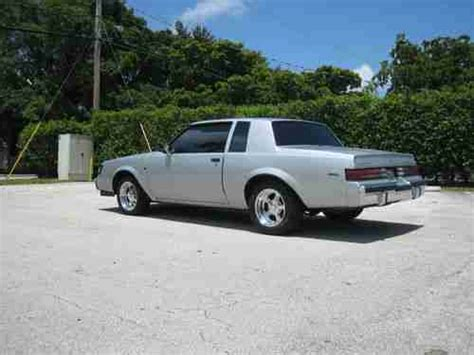 auto air conditioning service 1987 buick somerset auto manual sell used 1987 buick regal t type the turbo buick that grand nationals wish they were in