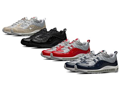 supreme nike air air max 98 x supreme cercaspartiti it