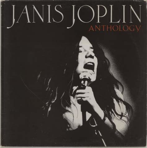 janis joplin anthology uk  lp vinyl record set double album