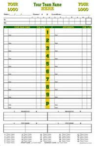 ballcharts com baseball dugout charts sample