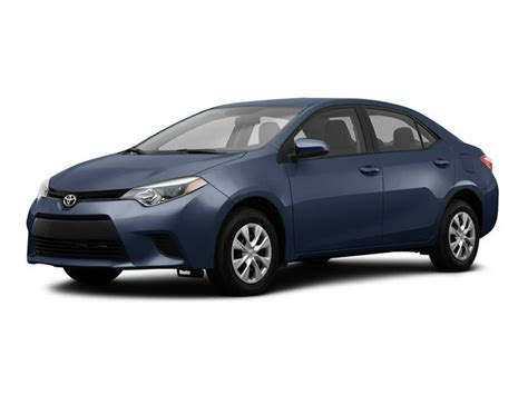Toyota Corolla Le 2016 Price 2016 Toyota Corolla Le