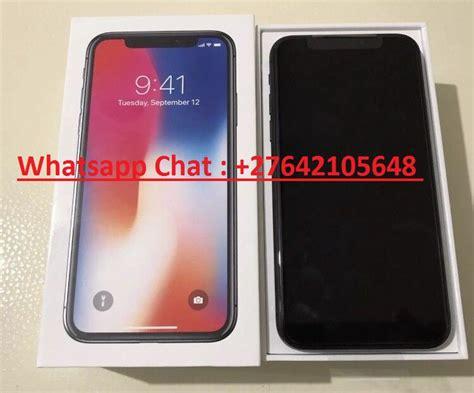 apple iphone x 64gb 400 iphone 8 350 iphone 8 plus 360 iphone 7 250 whatsapp