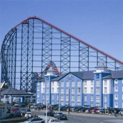 bid on hotel big blue hotel blackpool reviews photos price