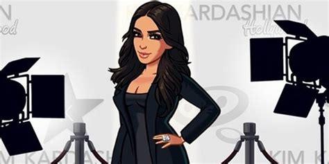 kim kardashian video games kim kardashian is a sexy video game avatar natch