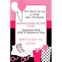 Skating Invitations Templates by Roller Skating Invitations Theruntime