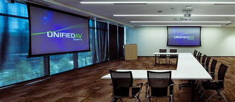 Projection Room by Projection Screen Technology Overcoming Challenging Spaces