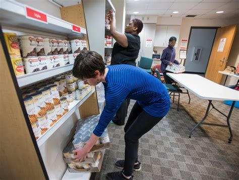 Student Food Pantry by Cus Pantries Bread For The World