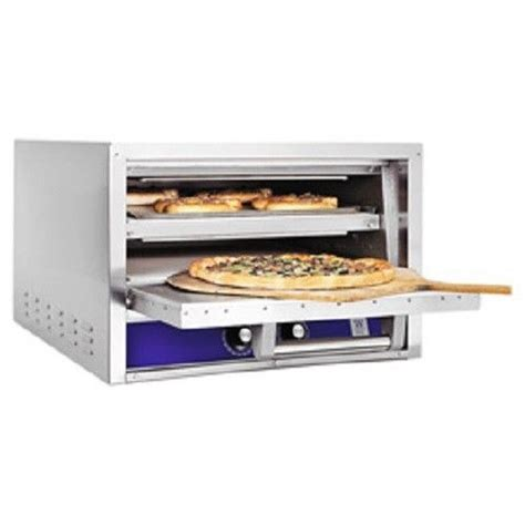 Countertop Pizza Ovens For Sale by Bakers Pride Electric Countertop Pizza Pretzel 2 Deck Oven