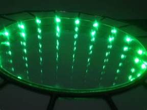 Infinity Lights Led Infinity Light Mirror Ebay