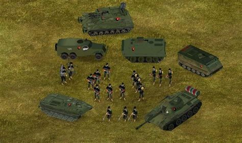 Mod Game Viet | viet cong army image vietnam war mod for rise of nations