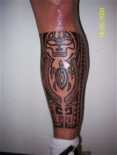 tattoo tribal op been maori