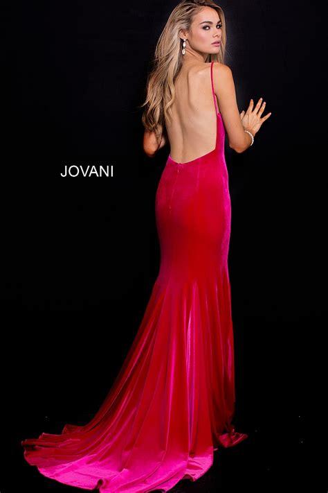 Zoe 209 Back Pink Dress shop trends prom dresses 2018 evening gowns cocktail dresses jovani sherri hill la femme