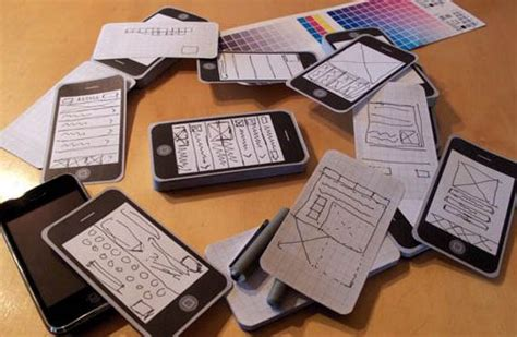 How To Make A Paper Phone That Works - notepod iphone notebooks cool material