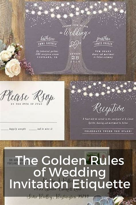 wedding etiquette invitations wording 118 best images about wedding etiquette on