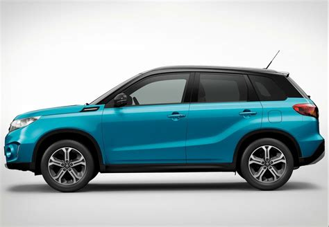 Suzuki Vitara New New 2015 Suzuki Vitara Revealed Machinespider
