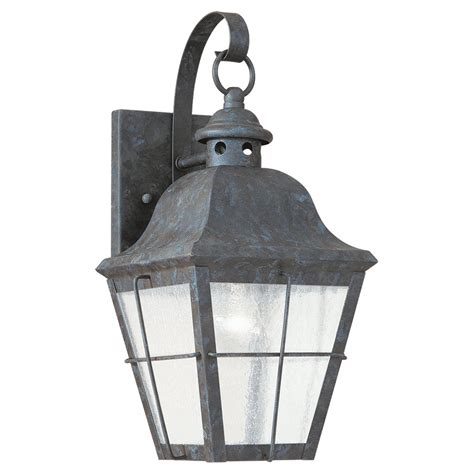 colonial outdoor lighting colonial bronze one light outdoor wall mount sea gull lighting wall mounted outdoor outd