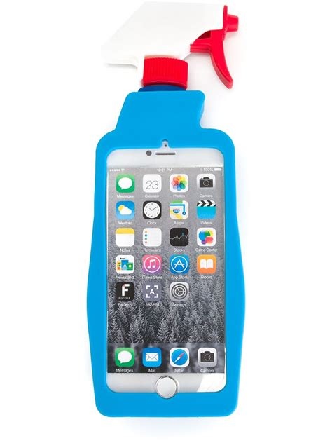 Casing Softcase Fresh Moschino Iphone 6 Plus moschino fresh iphone 6 cover in multicolor save 76 lyst