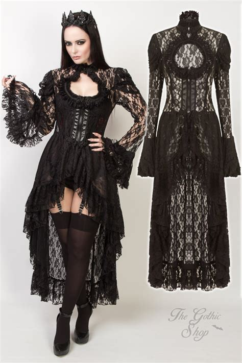 victorian gothic valentina black lace victorian gothic jacket ladies gothic