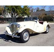 1950 MG TD For Sale Simi Valley California