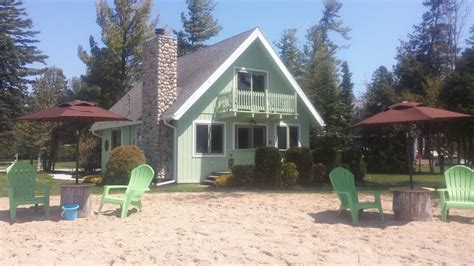 Petoskey Cabin Rentals by Cozy Vacation Home For Rent Our Waterfront Rental House