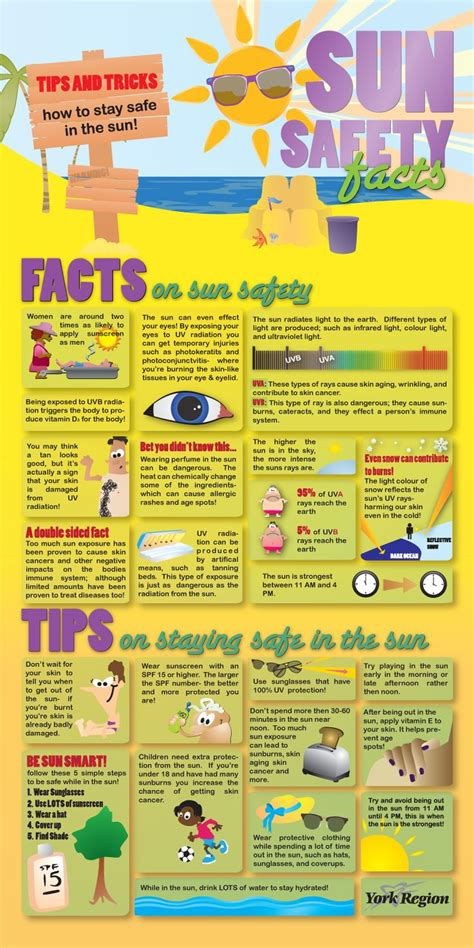 7 Facts On Summer by 121 Best Images About Sun Safety Ideas On Sun