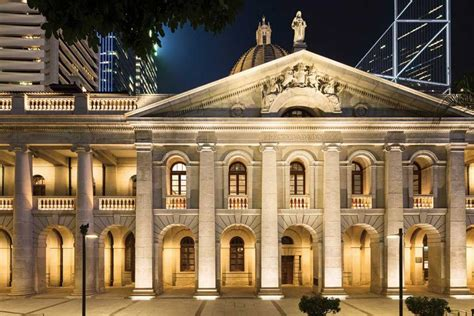 For Historic Buildings Lighting by Hong Kong S Historical Architecture Relives With Led