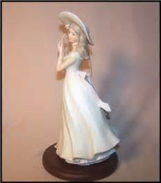 home interior porcelain figurines homco home interiors quot melanie quot masterpiece porcelain