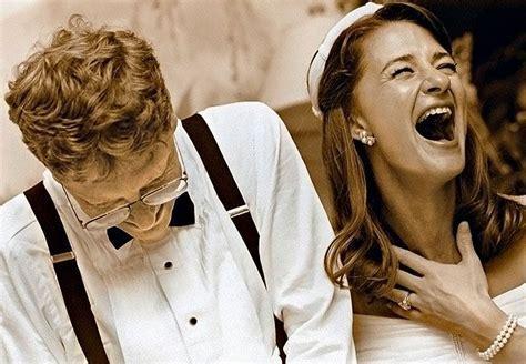 Bill & Melinda Gates wedding 1/1/1994. Gates married
