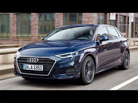 The New Audi A3 by New Audi A3 2019