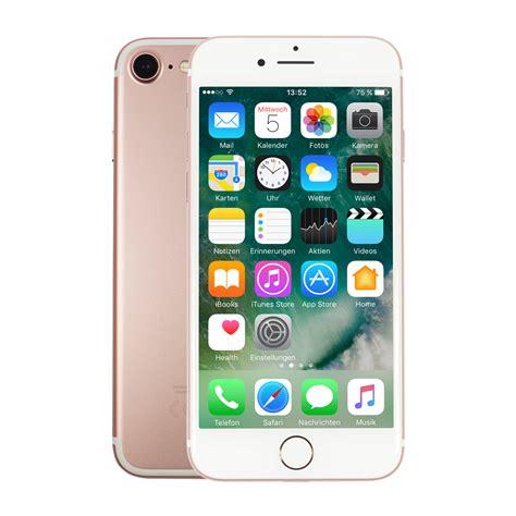 apple iphone  gb rosegold bei notebooksbilligerde