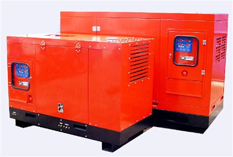 Panel Genset genset silent panels atlantagenset