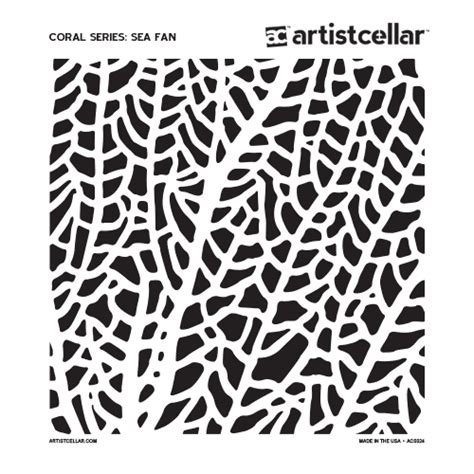 pattern stencil templates artistcellar stencils