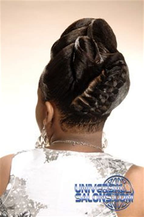 universal studios black hairstyles beautiful models and hair salons on pinterest