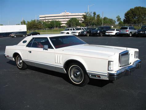 2 Door Lincoln by 1979 Lincoln Continental V 2 Door Hardtop 75601
