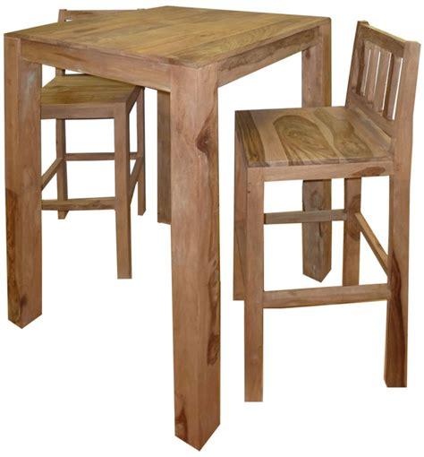 table de en bois tabouret de table en bois
