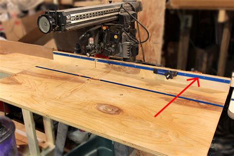 Radial Arm Saw Table Plans Car Interior Design