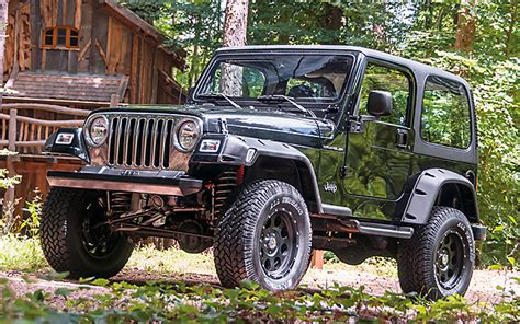 2000 Jeep Wrangler Accessories 06 Wrangler Tj 2000 4 0 L Jeep Wrangler Grand