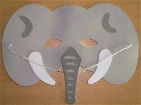 masken und dekoration zu fasching selber basteln