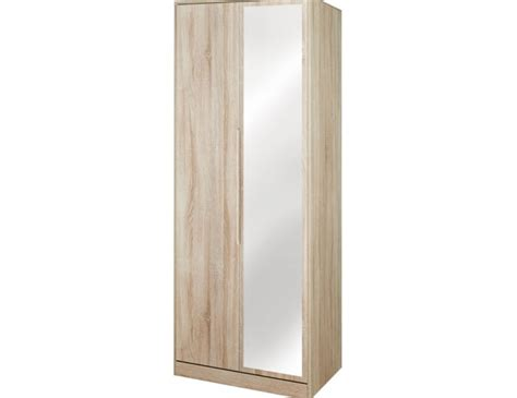 Mix And Match From Mirror Mirror by Riviera Mix N Match 2 Door Mirror Wardrobe 252 Colour
