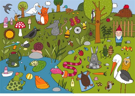 imagenes animales para describir animales en el bosque orientaci 243 n and 250 jar recursos